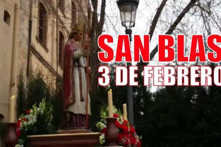 La Calendaria y San Blas en la Comarca de Guadix