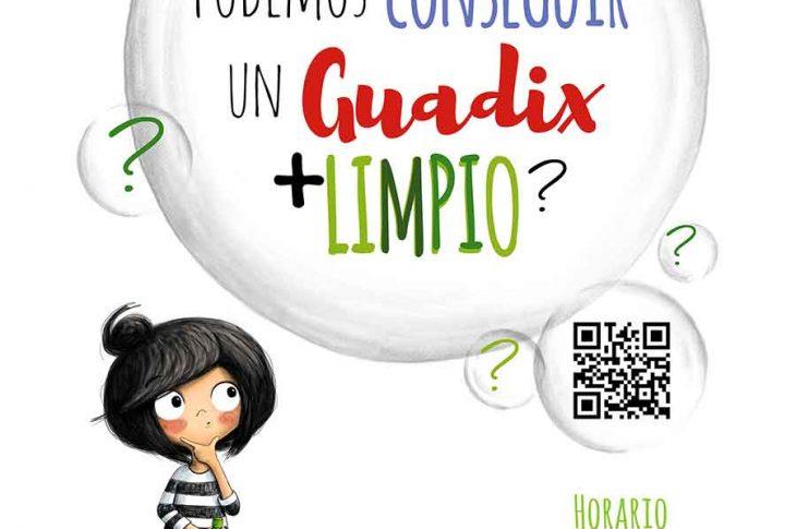 Campaña limpieza Guadix