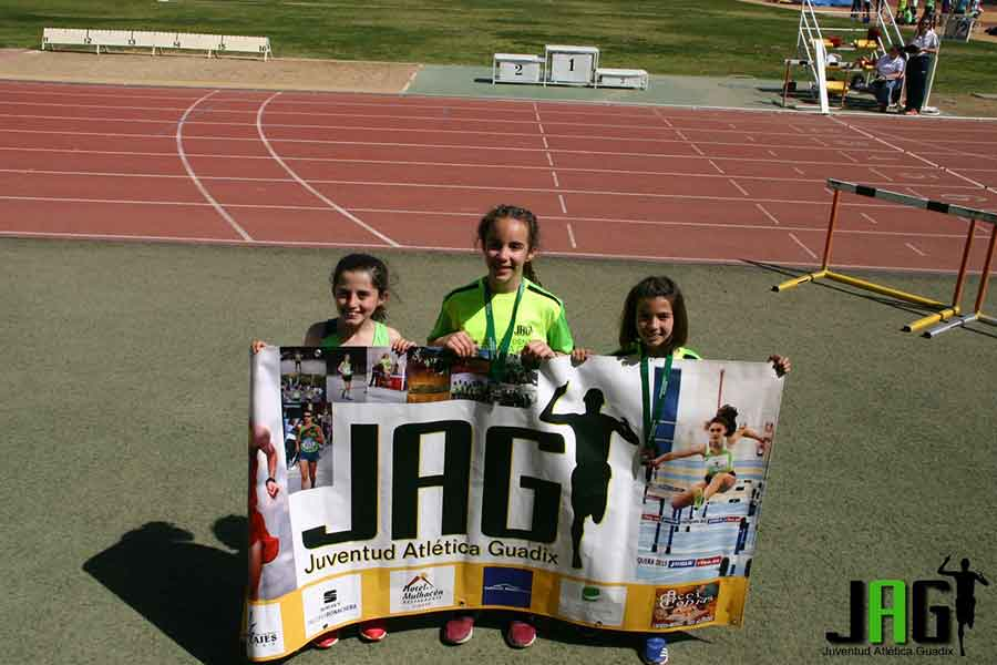 Campeonato de Andalucía atletismo