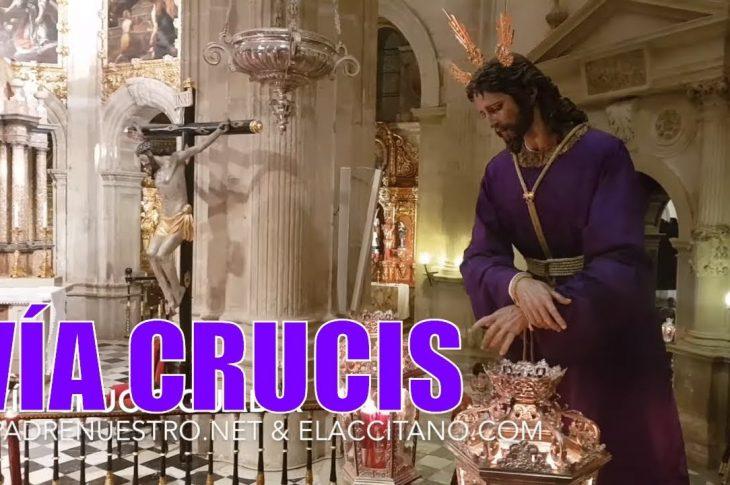 Vía crucis Semana Santa Guadix