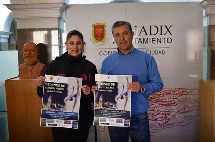 Torneo Ciudad de Guadix gimnasia ritmica