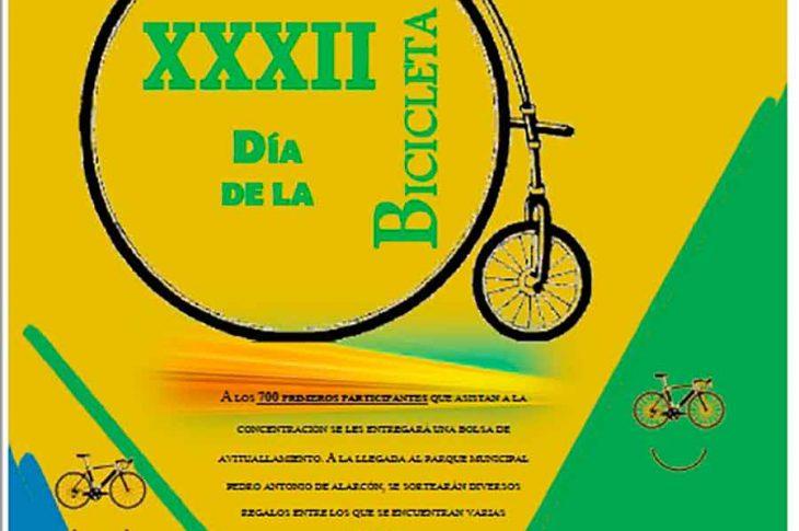 Día de la bicicleta en Guadix