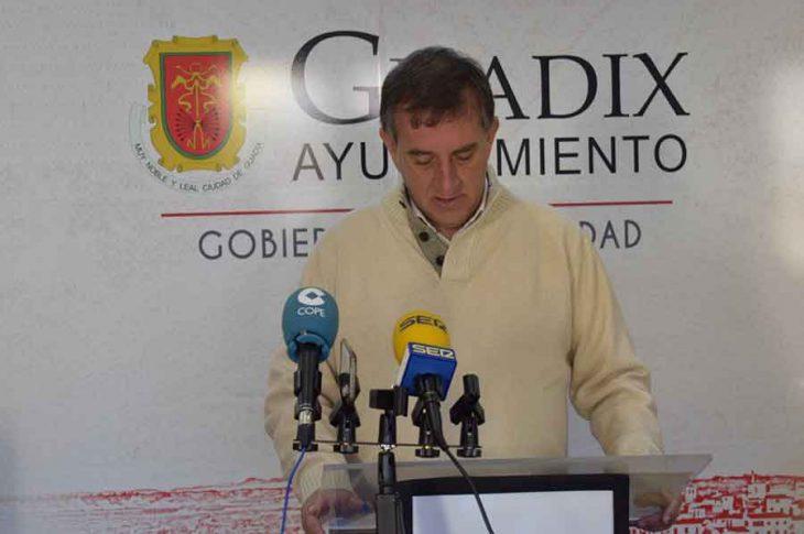 Portavoz Ayuntamiento de Guadix