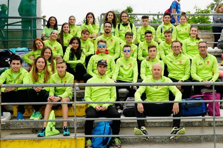 Campeonato Andaluz absoluto de atletismo
