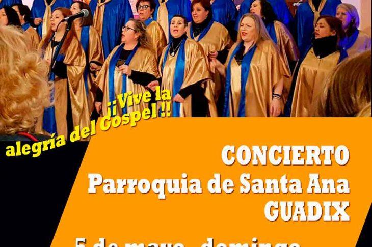 Concierto Gospel en Guadix
