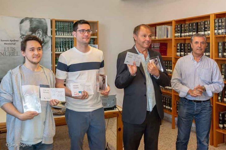 IV Torneo ajedrez Memorial Luis Muriel