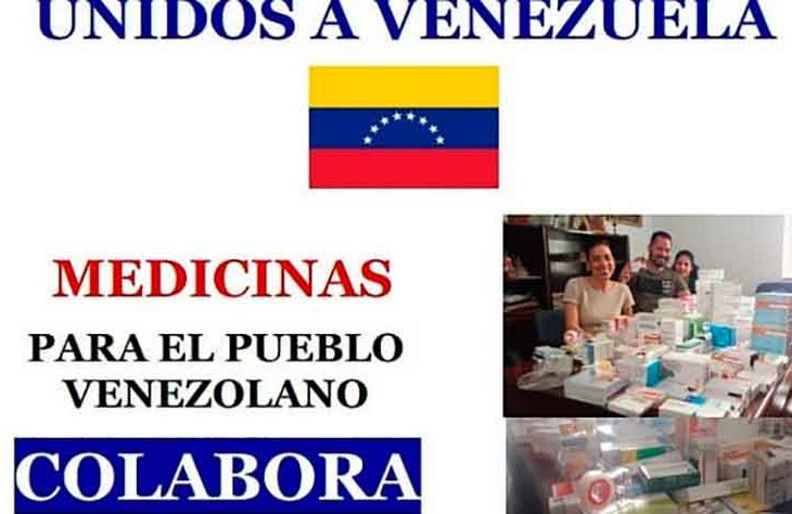 La Orden Franciscana Seglar de Guadix recoge medicamentos para Venezuela
