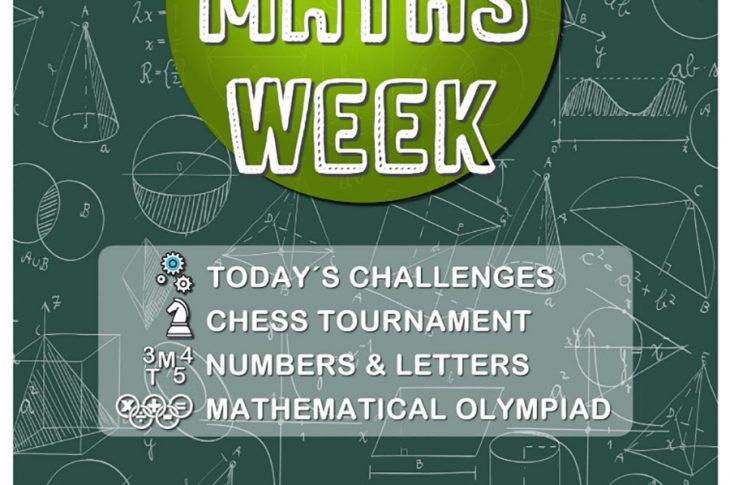 Semana matemática Guadix
