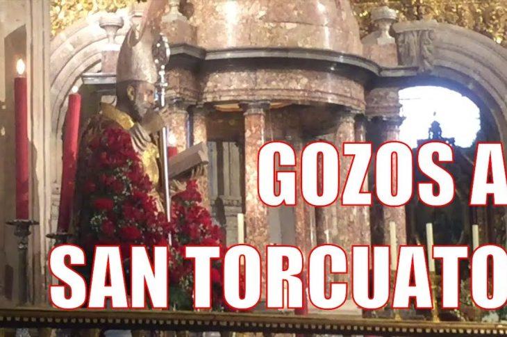 Gozos a San Torcuato