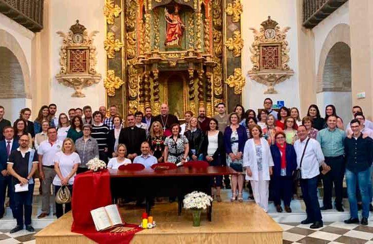 Profes de Religión y obispo de Guadix