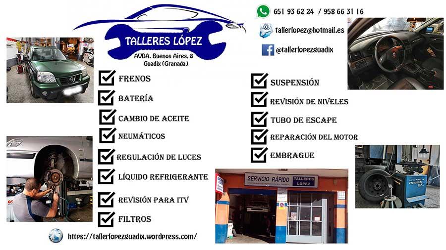 Talleres López Guadix
