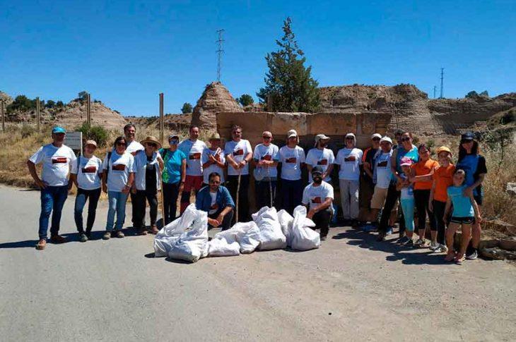 Voluntarios Comarca de Guadix