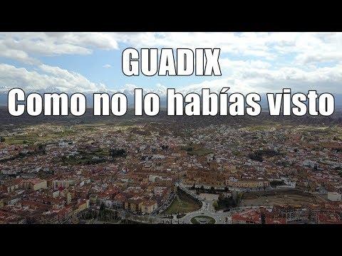 Guadix como nunca lo habías visto
