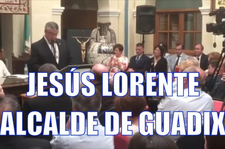 Jesús Lorente | Alcalde de Guadix