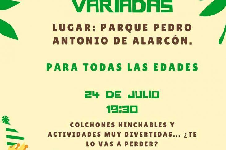 Actividades infantiles Guadix