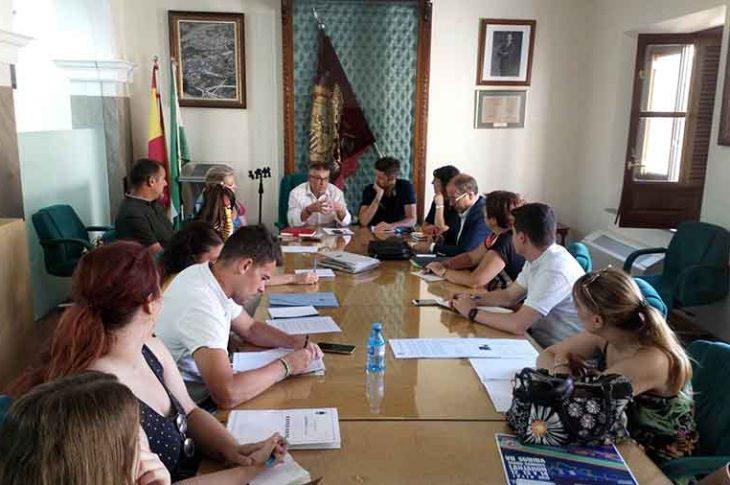 Ayuntamiento de Guadix y Lanjarón