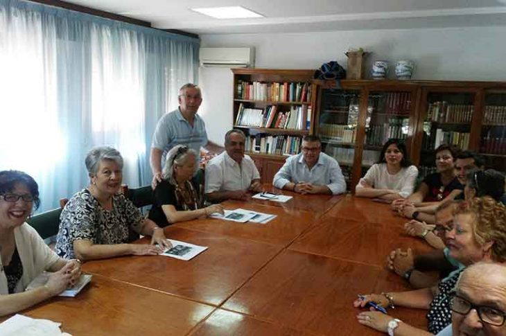 Centro participación activa Guadix