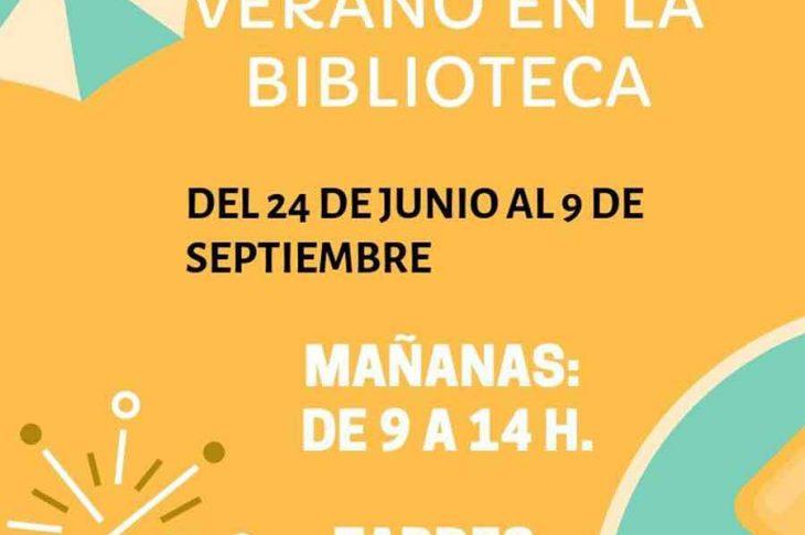 Horario de verano en la Biblioteca municipal Guadix
