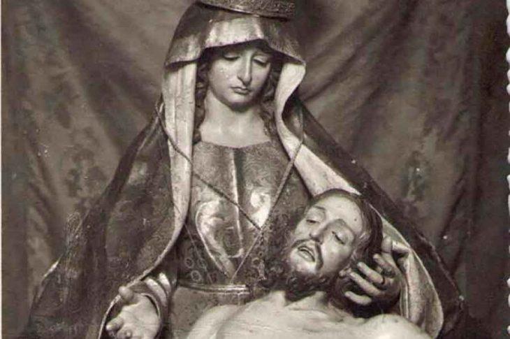 Virgen de las Angustias de Guadix