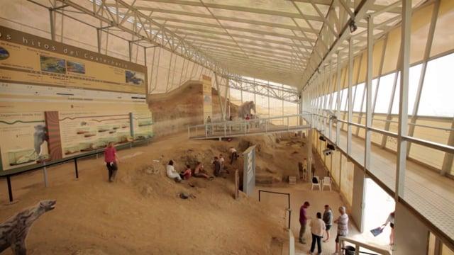 Estación paleontológica del Valle del Río Fardes