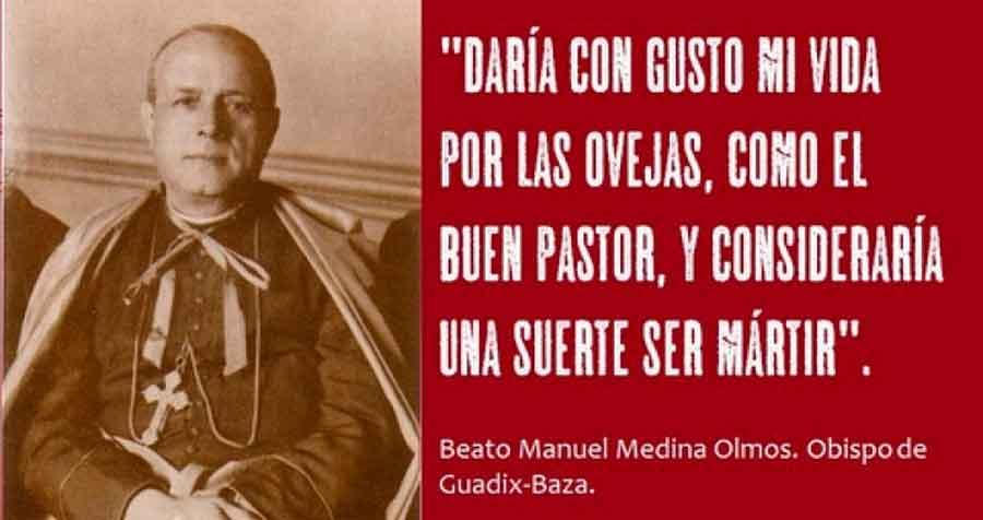 Beato Manuel Medina Olmos