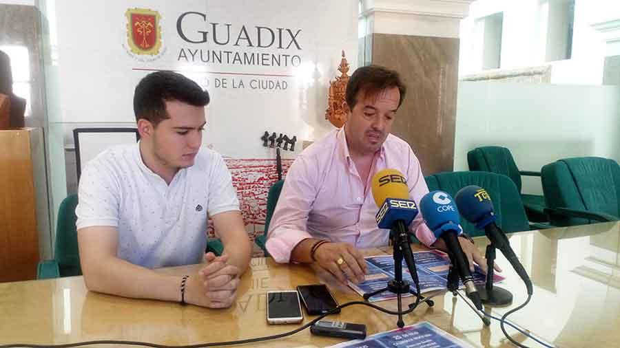 Concejalia deportes y juventud Guadix
