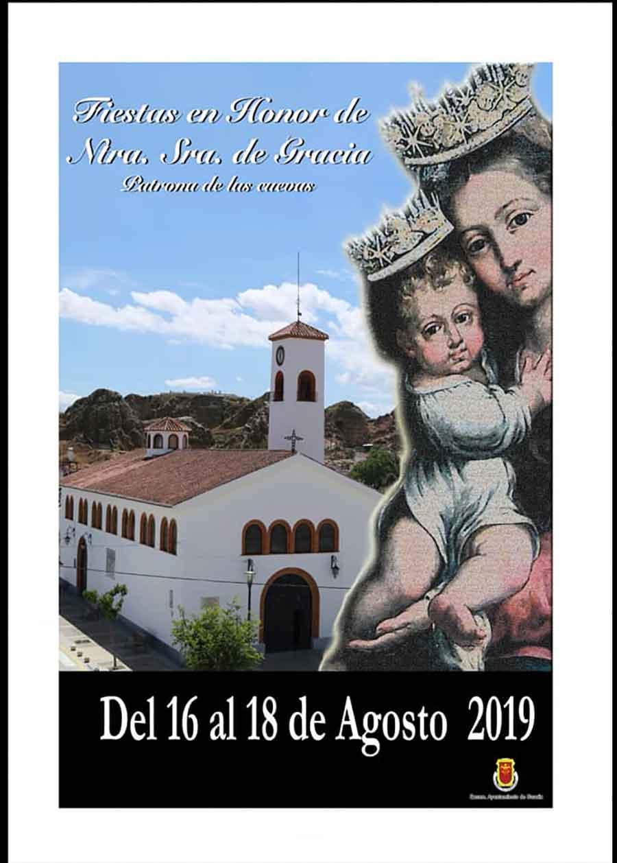 Fiestas Virgen de Gracia Guadix 2019