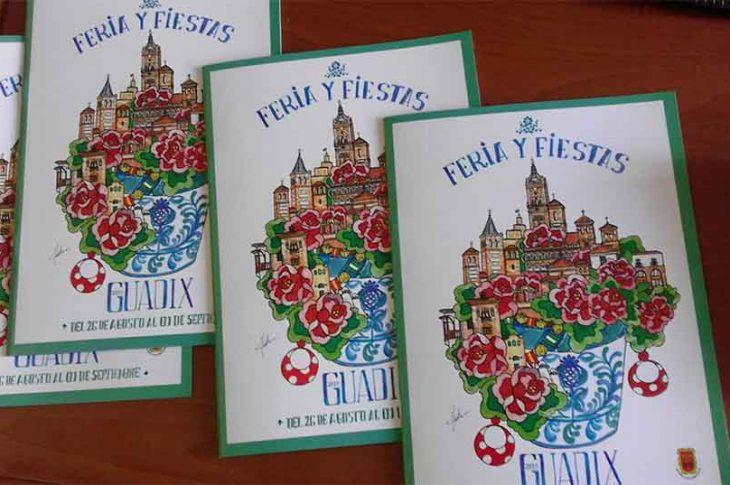 Programas de Feria de Guadix