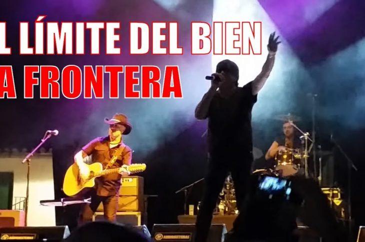 Concierto de La Frontera en Guadix
