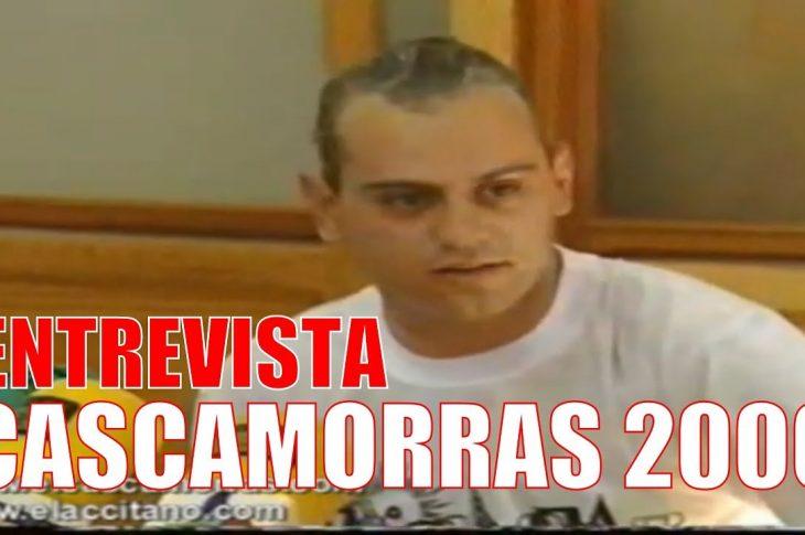 Entrevista al Cascamorras