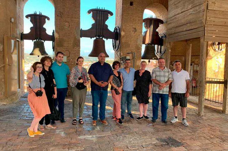 GDR Georgia visita Guadix