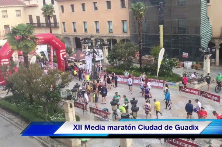 XXXIV Carrera del Melocotón y 12ª Media Maratón Ciudad de Guadix