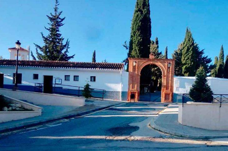 Cementerio de Guadix