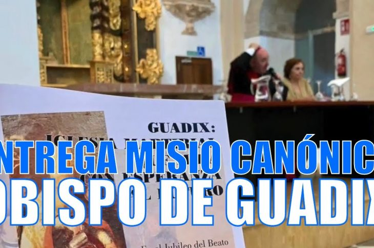 """El obispo entregó la """"Misio Canónica"""" a los profesores de Religión"""