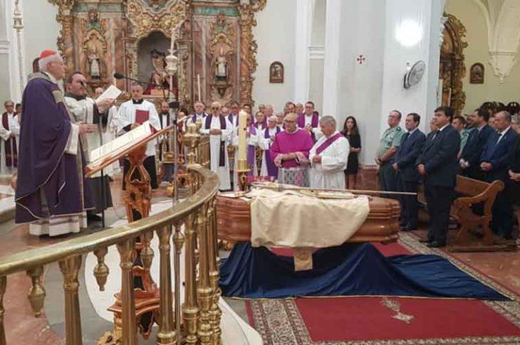 Funeral Ignacio Noguer Carmona