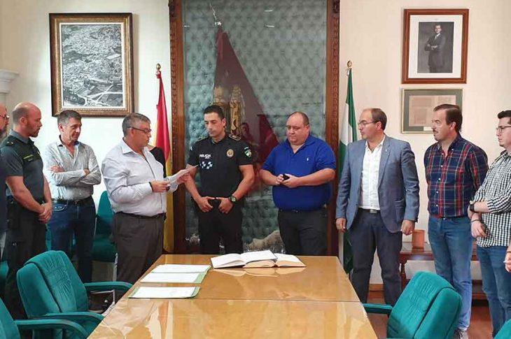 Jefe de la Policía local de Guadix
