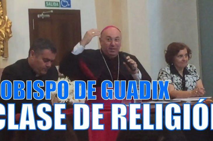 La clase de Religión en la Diócesis de Guadix