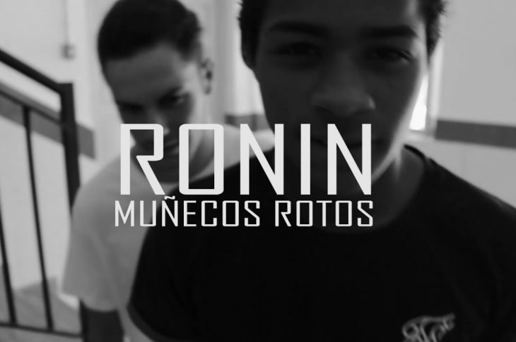"Rap contra el bullying escolar | Ronin ""Muñecos rotos"""
