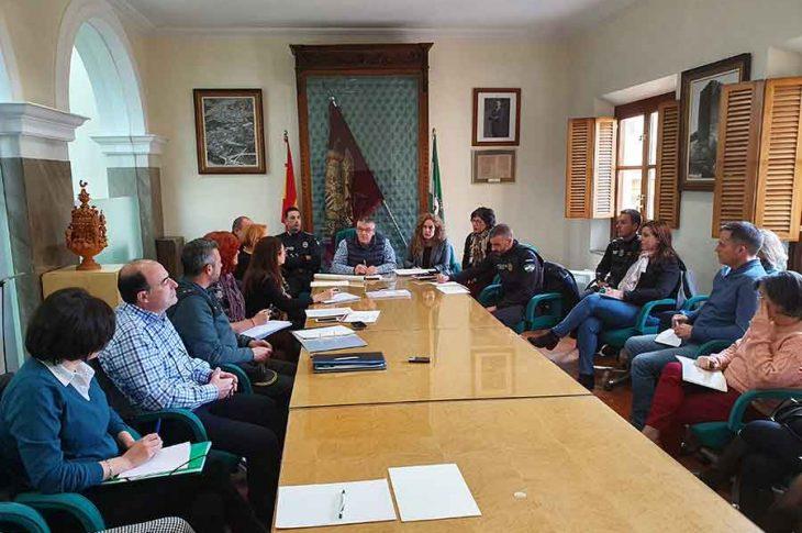 Comisión comarcal violencia de género