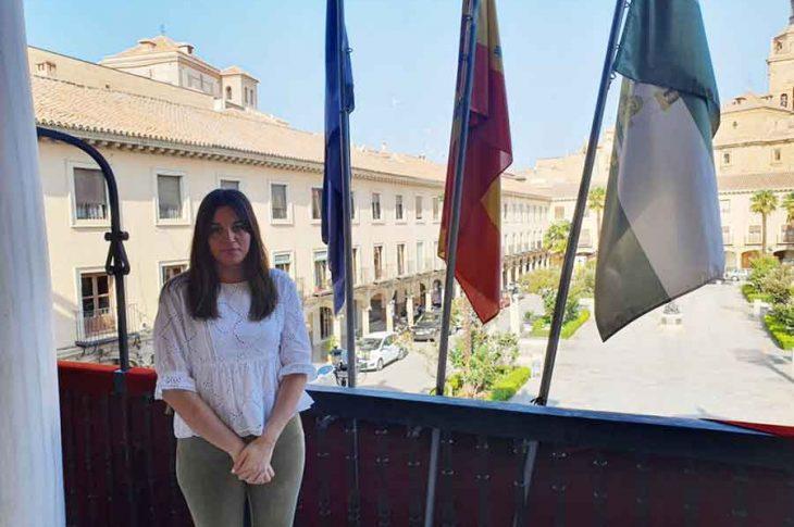 Ana Martínez concejala Guadix