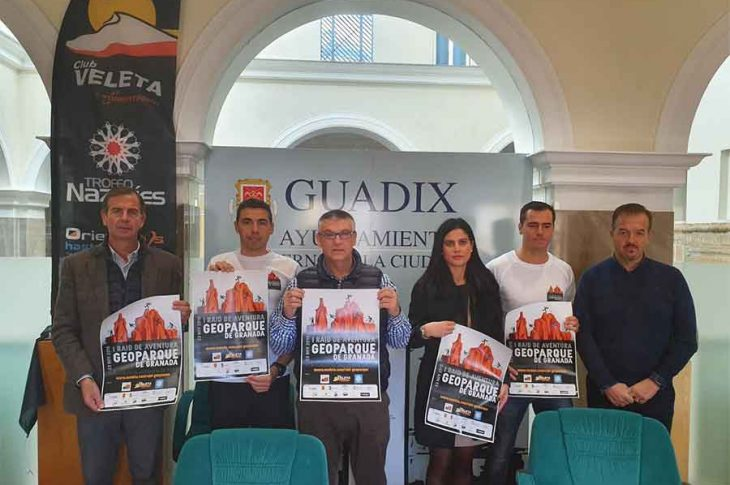I Raid Geoparque de Granada
