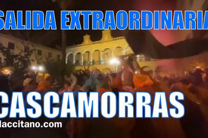 Carrera extraordinaria de Cascamorras