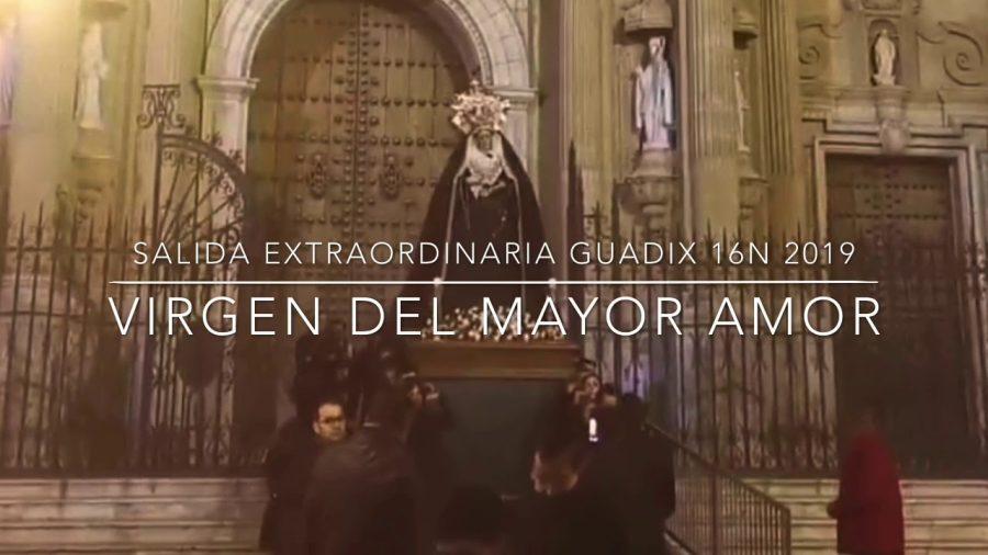 Imagen de María Stma. del Mayor Amor