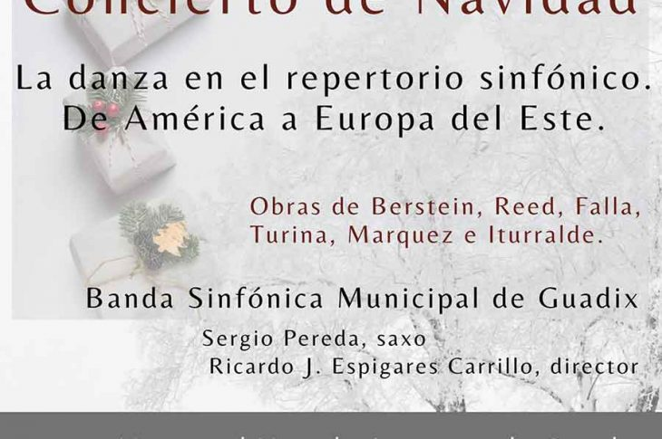 Banda sinfónica municipal de Guadix
