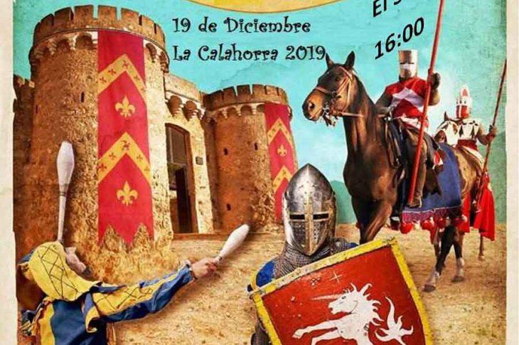 I Feria medieval infantil La Calahorra