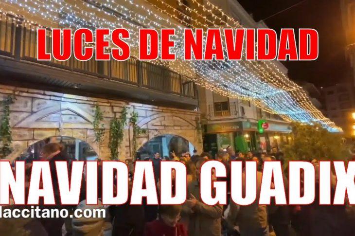 Luces de Navidad Guadix