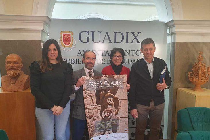 Pasea Guadix 2020
