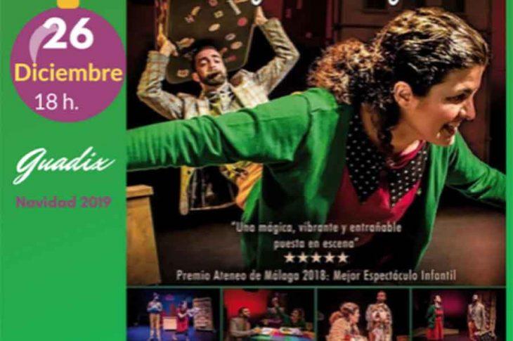 Teatro Debajo del Tejado Guadix
