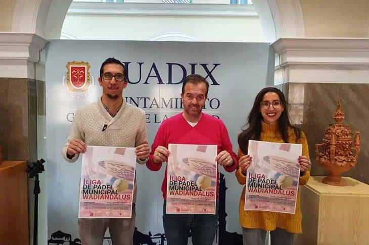 Liga de padel Guadix