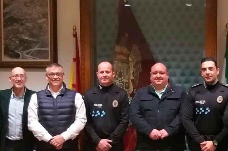 Nuevo policía local Guadix